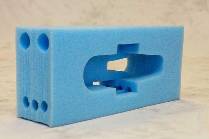 Foam Inserts Fabrication 02
