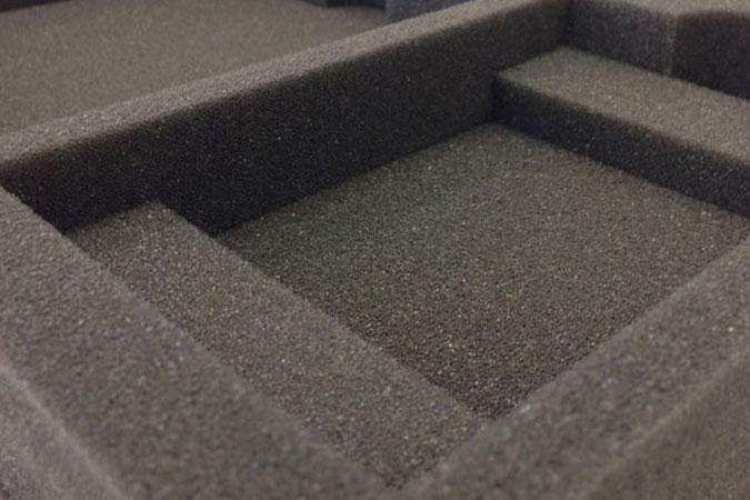 Foam Inserts Fabrication 05